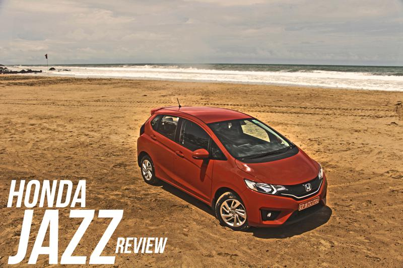 2015 Honda Jazz First Drive Review