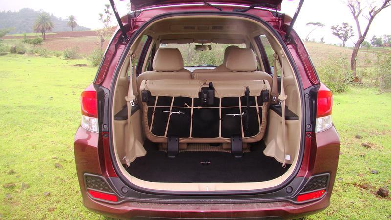 Honda Mobilio Photos 22