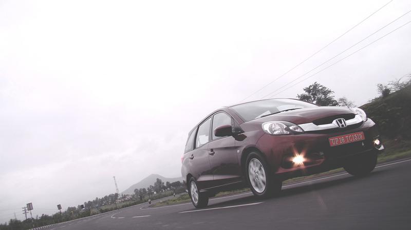 Honda Mobilio Images 13