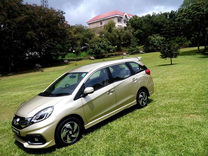 Honda Mobilio Images 5