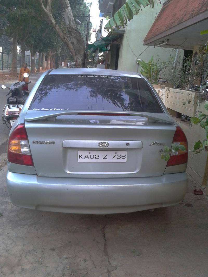 Hyundai Accent Photo 13