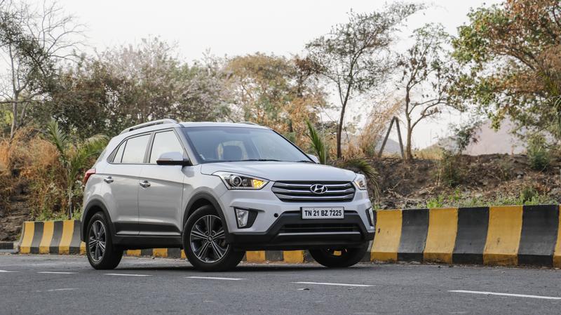 Hyundai Creta 1.6 SX Plus Petrol AT Long Term Report 1
