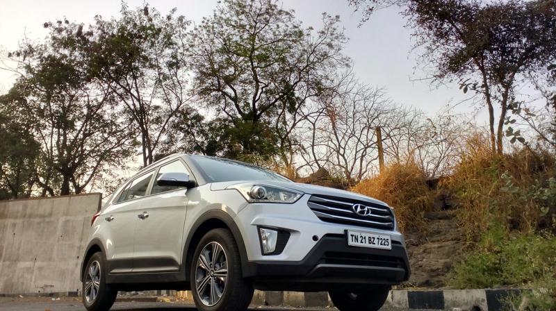 Hyundai Creta Petrol Automatic Long Term Review Report 3 CT Highway