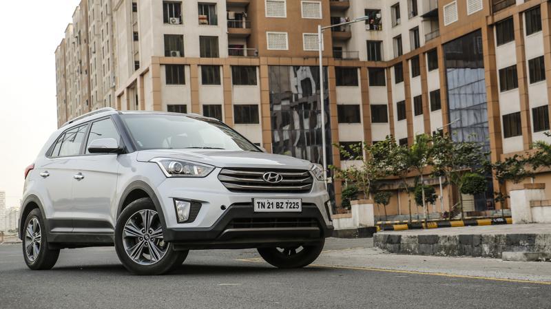 Hyundai Creta SX Automatic Petrol Long Term Report 2 City CT