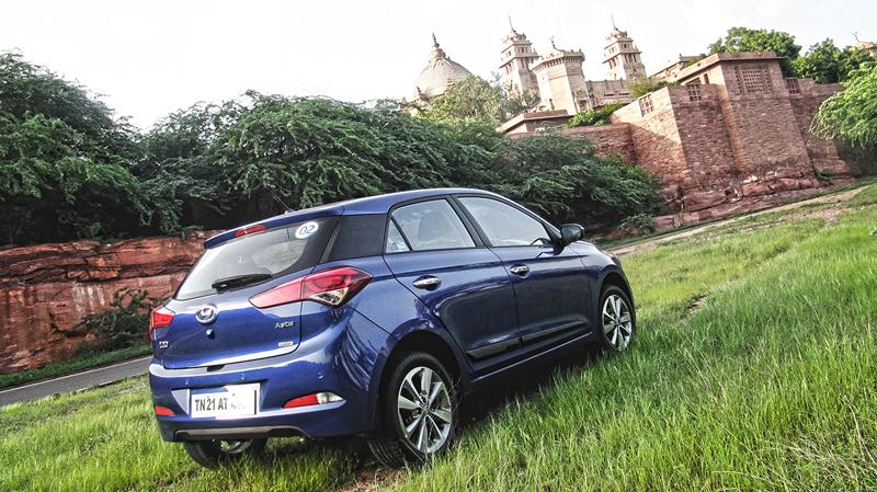 Hyundai Elite i20 Photos 1