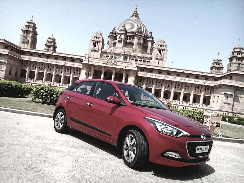 Hyundai Elite i20 Photos 19
