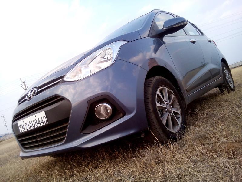 Hyundai Grand i10 Petrol Images 8