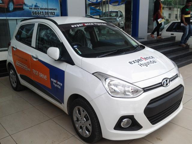 Hyundai Grand i10 16