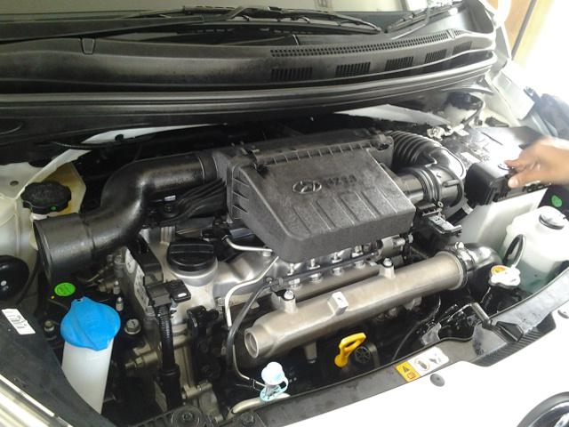 Hyundai Grand i10 17