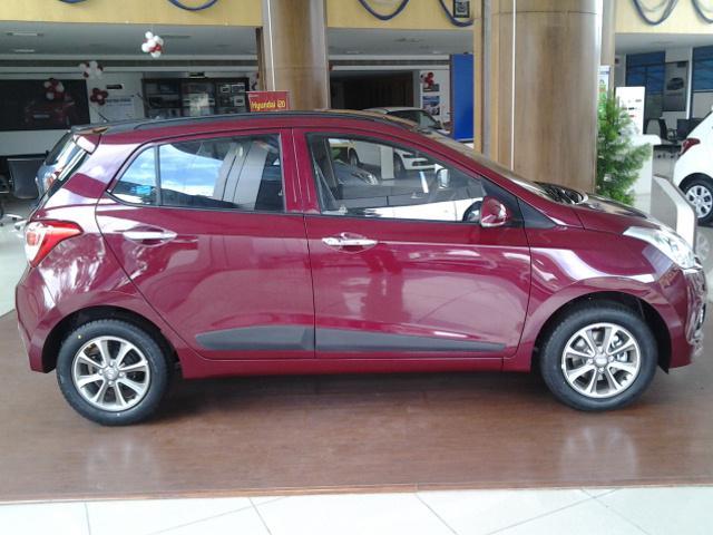 Hyundai Grand i10 20