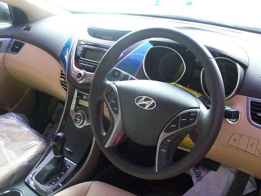 Hyundai Neo Elantra Fluidic Picture 39