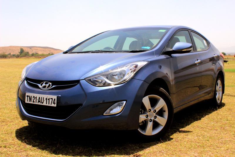 Hyundai Elantra Exterior profile image