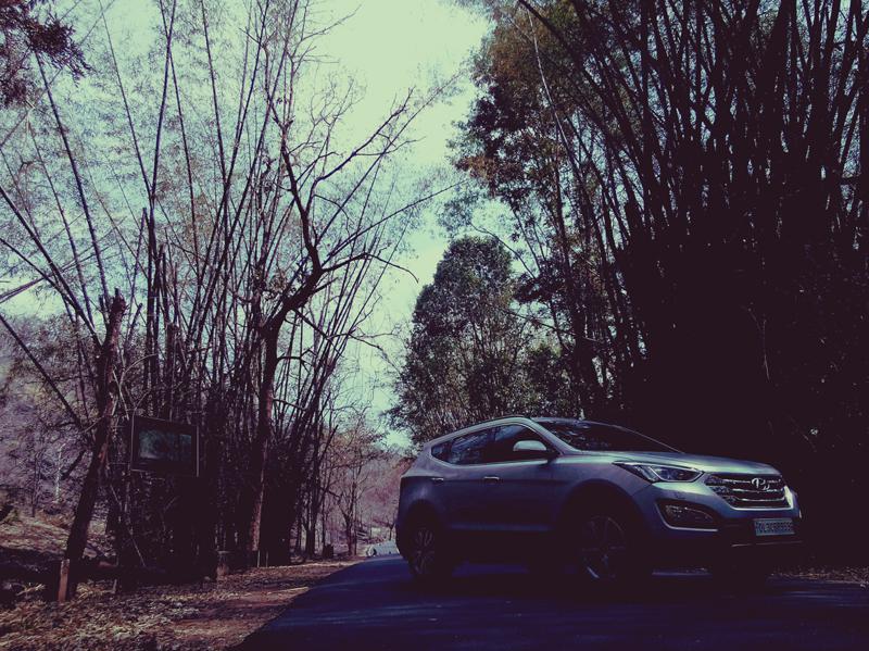 Hyundai Santa Fe Pictures 1