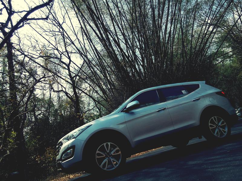 Hyundai Santa Fe Pictures 14