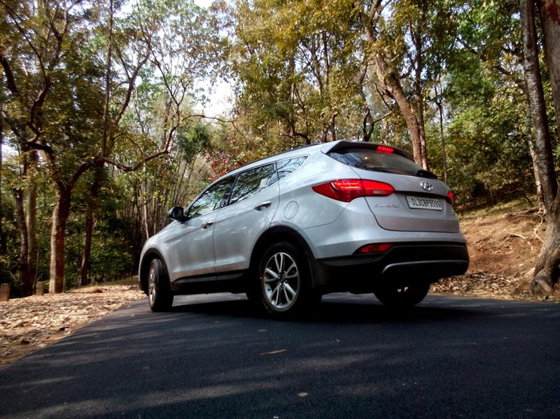 Hyundai Santa Fe Pictures 7