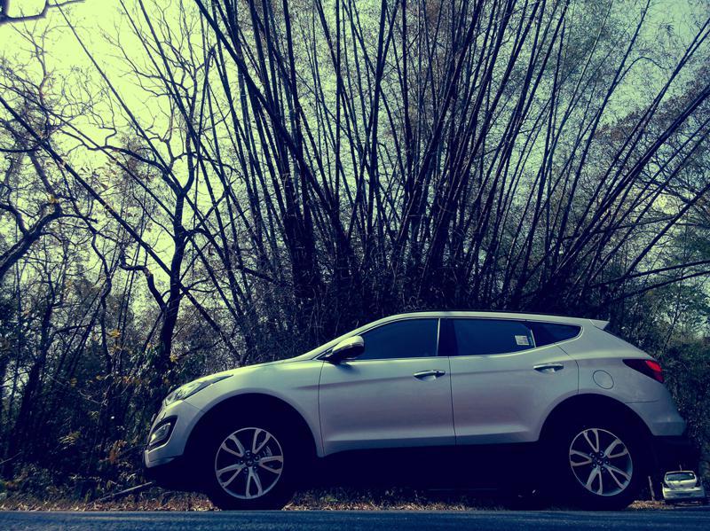 Hyundai Santa Fe Images 8
