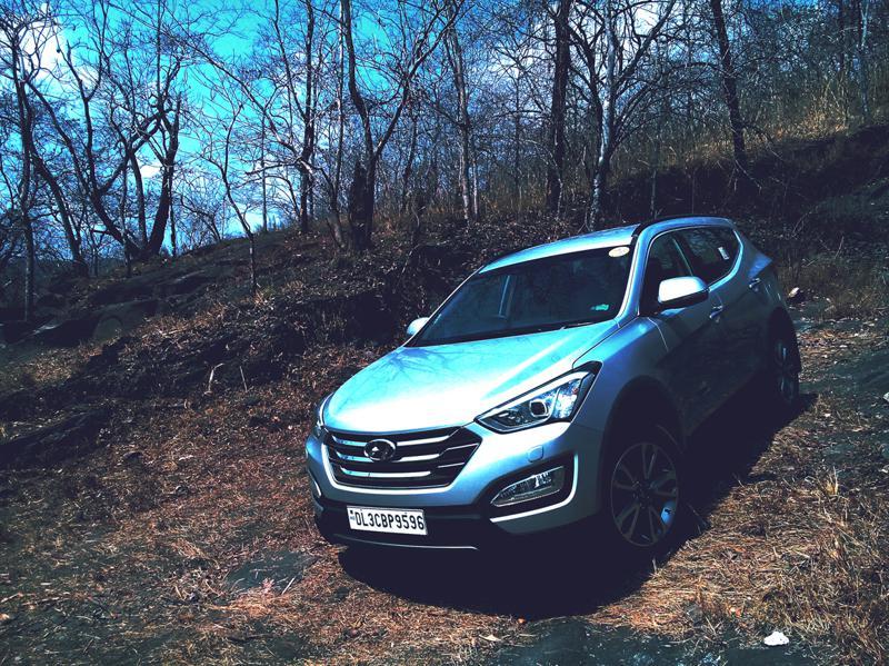 Hyundai Santa Fe Images 9