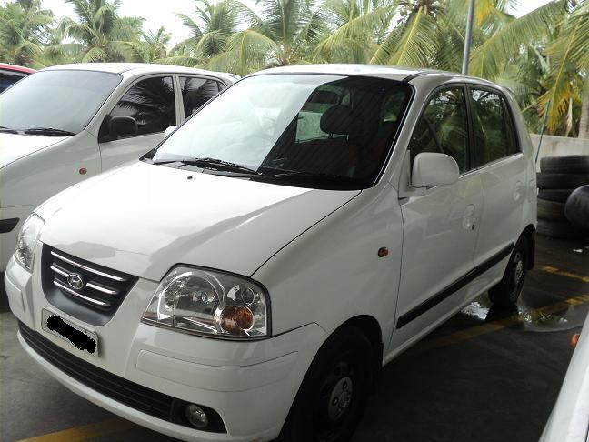 Hyundai Santro Xing pic1