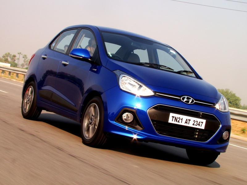 Hyundai Xcent Pictures 22
