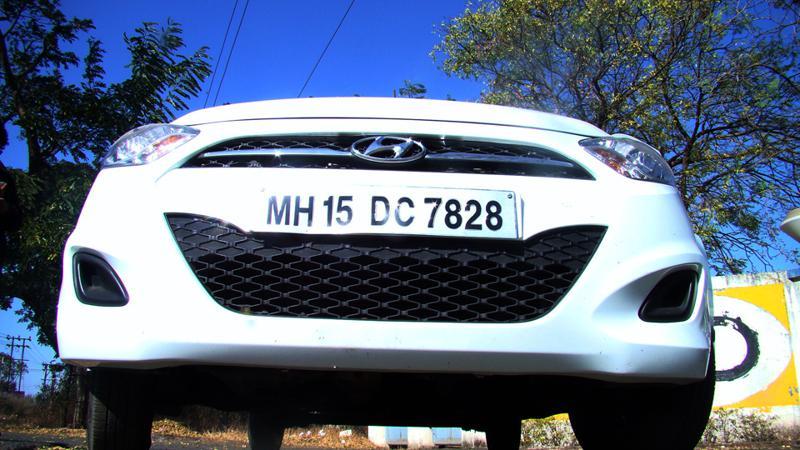 Hyundai i10 Bumpers