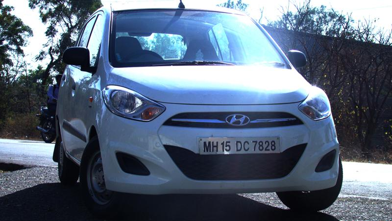 Hyundai i10 Front view picture