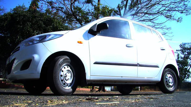 Hyundai i10 wheelbase
