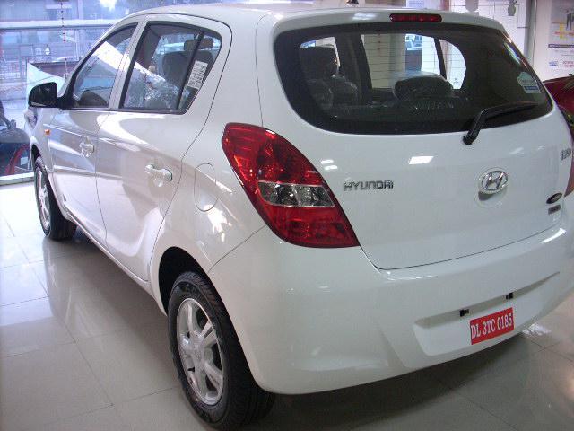 Hyundai i20 Picture 030