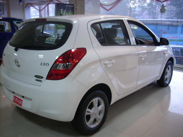 Hyundai i20 Picture 033
