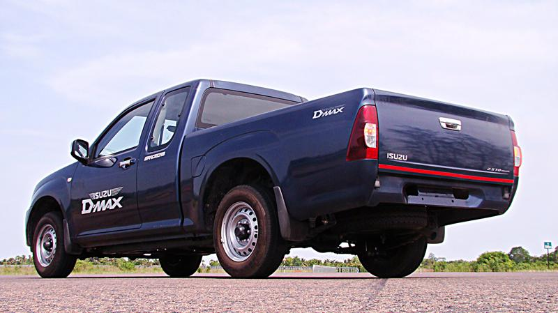Isuzu D Max Photos 10