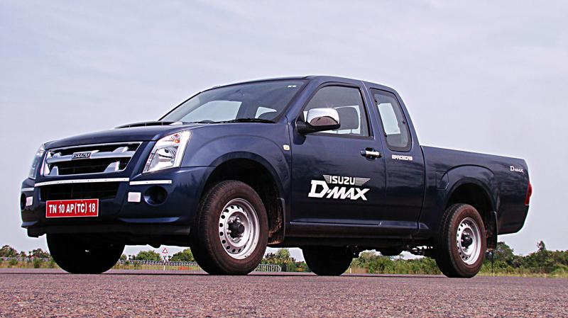 Isuzu D Max Photos 18