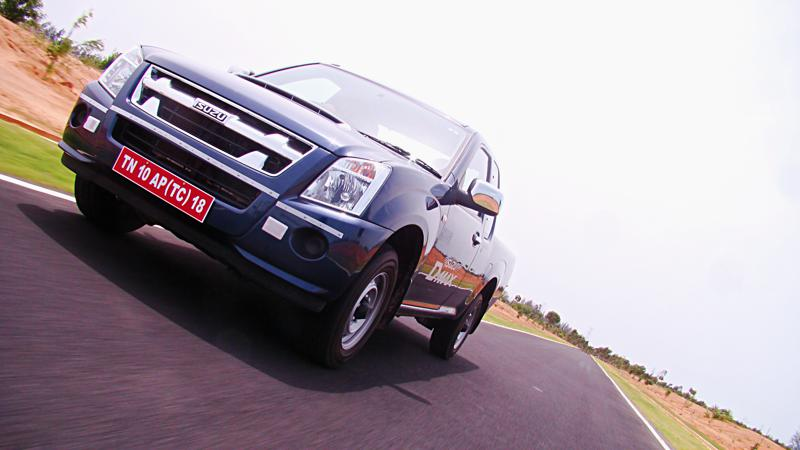 Isuzu D Max Photos 3