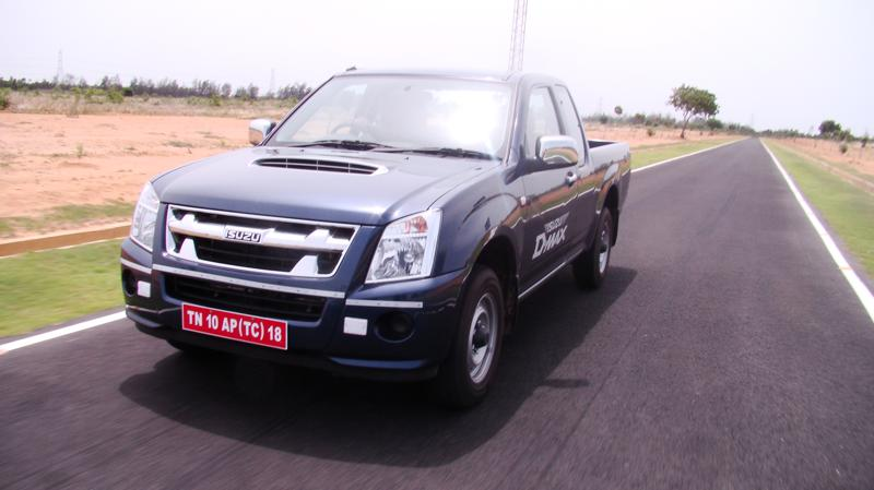 Isuzu D Max Photos 7
