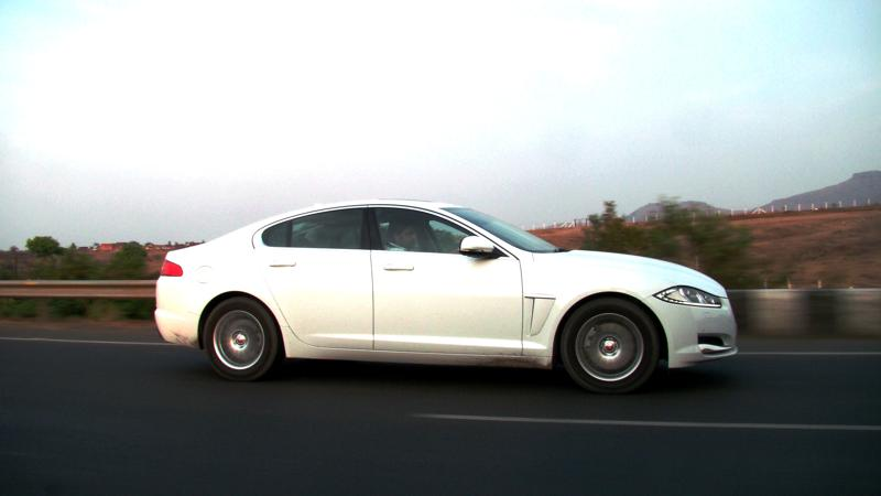Jaguar XF Pictures 18