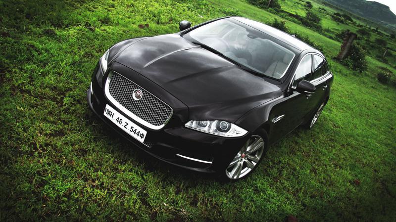 Jaguar XJ L Photos 10