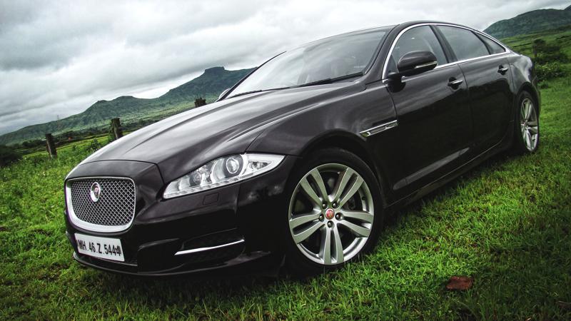 Jaguar XJ L Photos 7