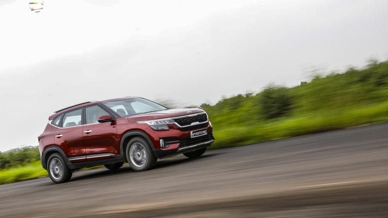 Kia Seltos HTX Plus 1.5 Diesel First Drive Review