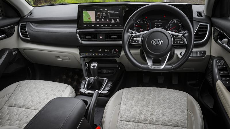 Kia Seltos Htx Plus 1 5 Diesel First Drive Review Cartrade