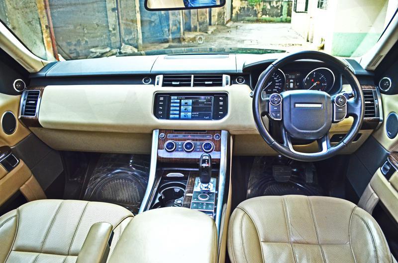 Range Rover Sport Images 3