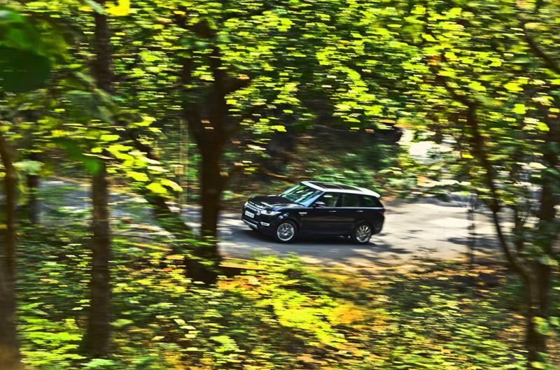 Range Rover Sport Photos 1