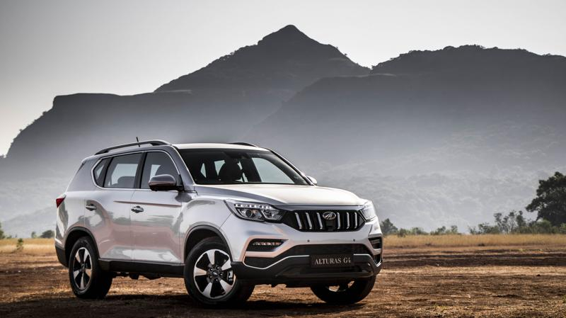 2018 Mahindra Alturas G4 First Drive Review