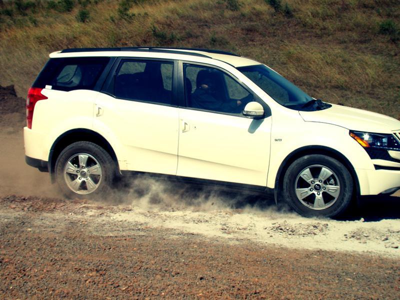 Mahindra XUV 500 Pic 13