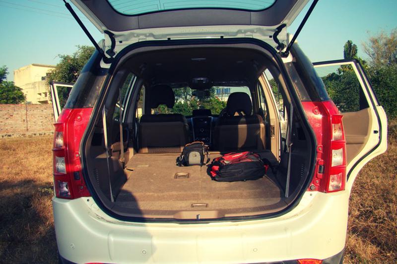 Mahindra XUV 500 Back Door