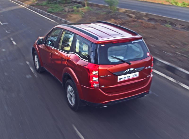 Mahindra XUV500 Images 10