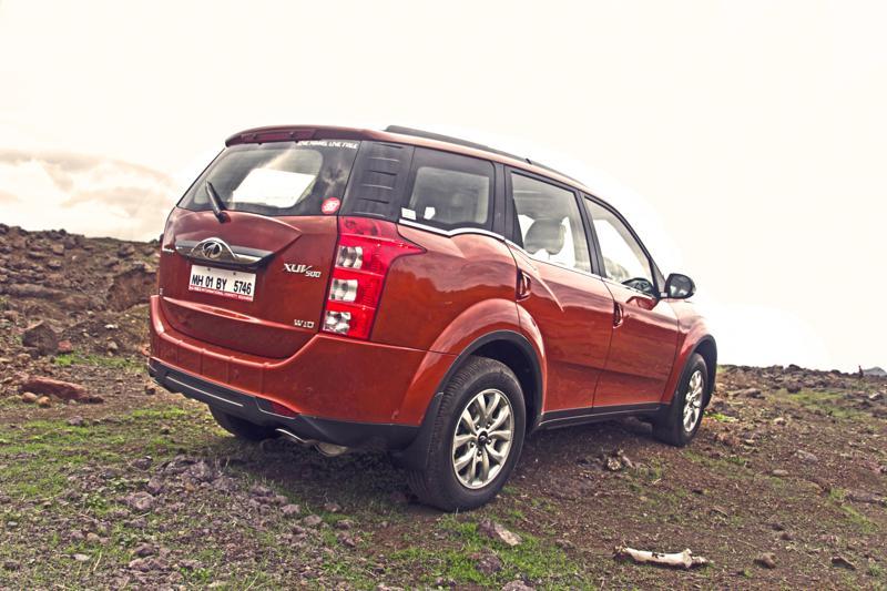 Mahindra XUV500 Images 20