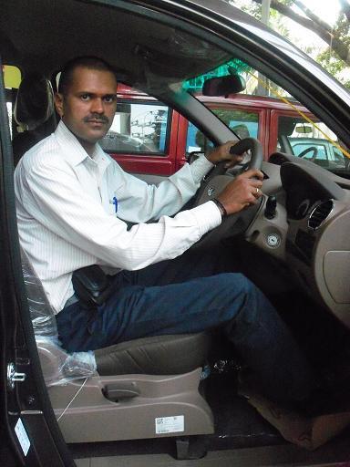 Mahindra Xylo Seats 7