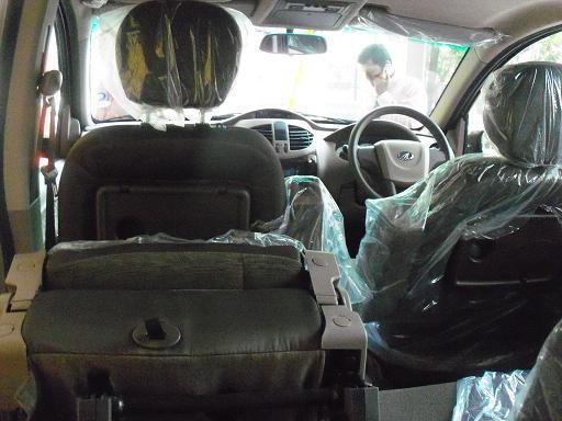 Mahindra Xylo Seats 2