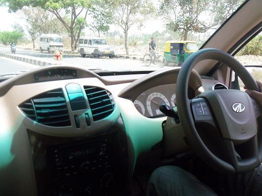 Mahindra Xylo Control Panel