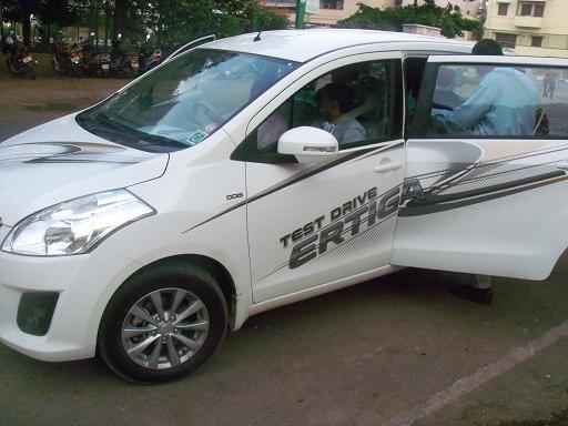 Maruti Suzuki Ertiga Picture 30