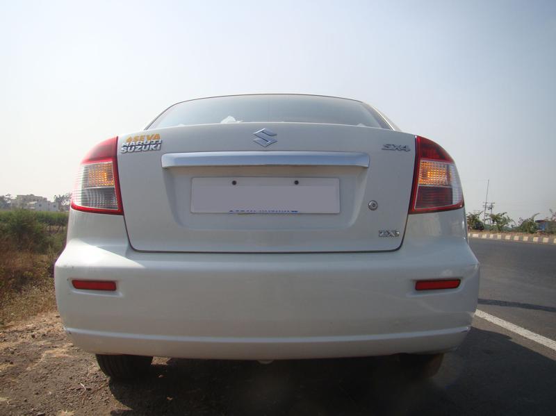 Maruti Suzuki SX4 11