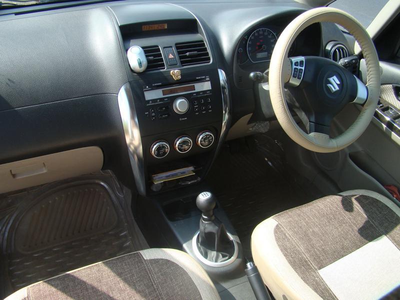Maruti Suzuki SX4 14